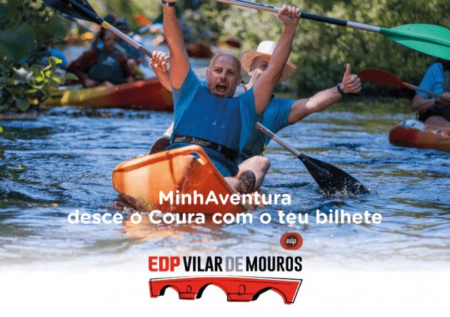 Desce o Coura com o teu bilhete EDP Vilar de Mouros